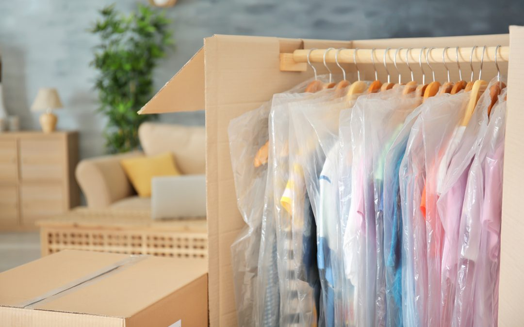 Tips for Packing Your Clothes Before A Move