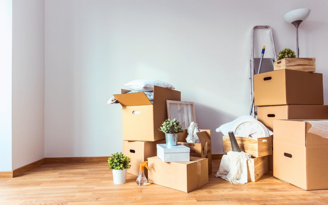 Mistakes to Avoid on Moving Day